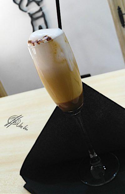 Cappuccino frappe