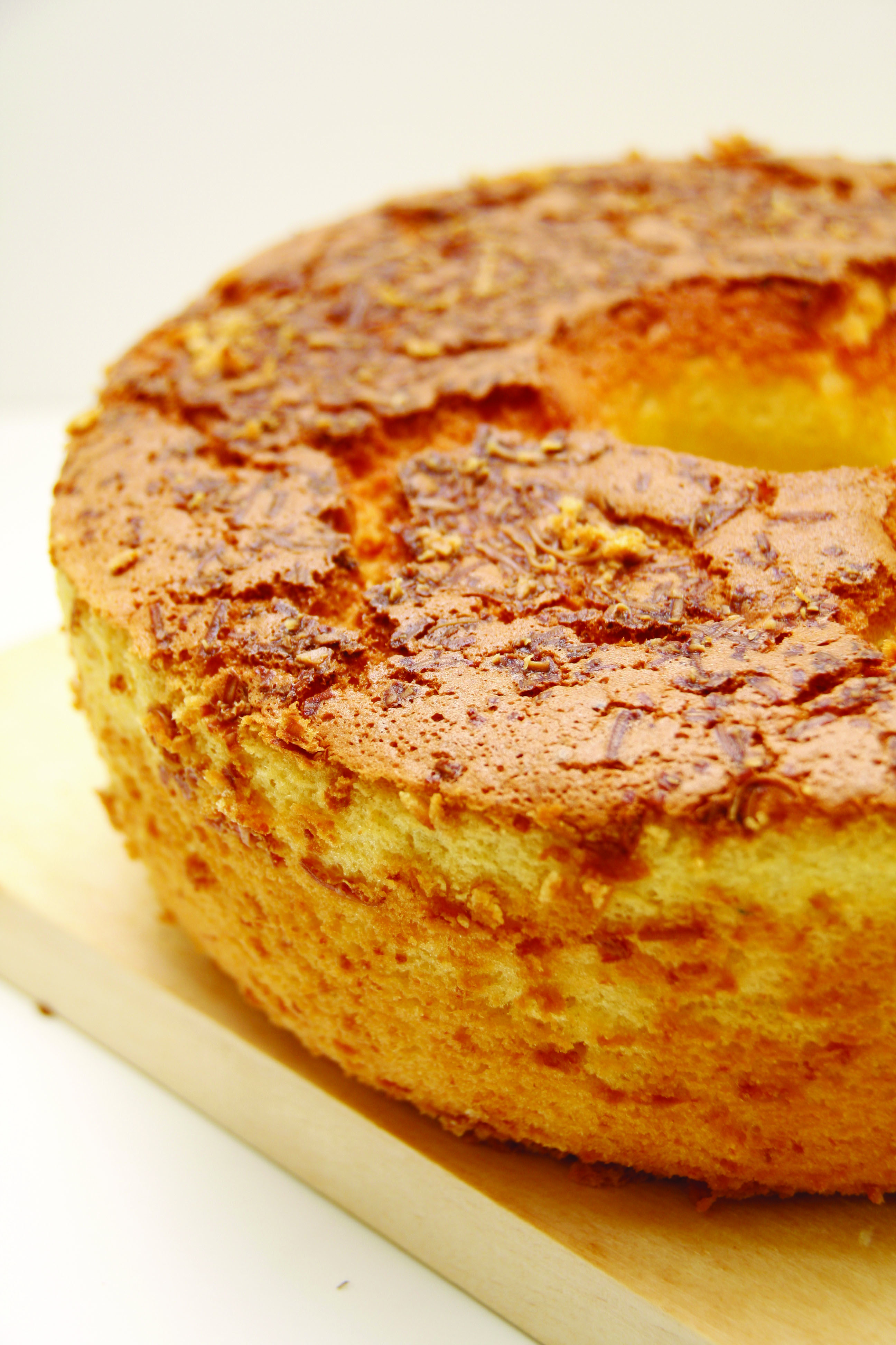 Clase especial para celíacos, como hacer un bizcocho sin gluten
