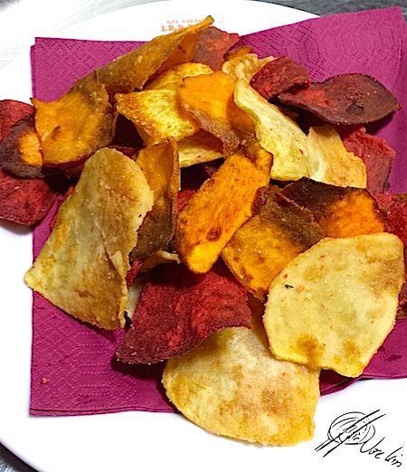 chips de patatas