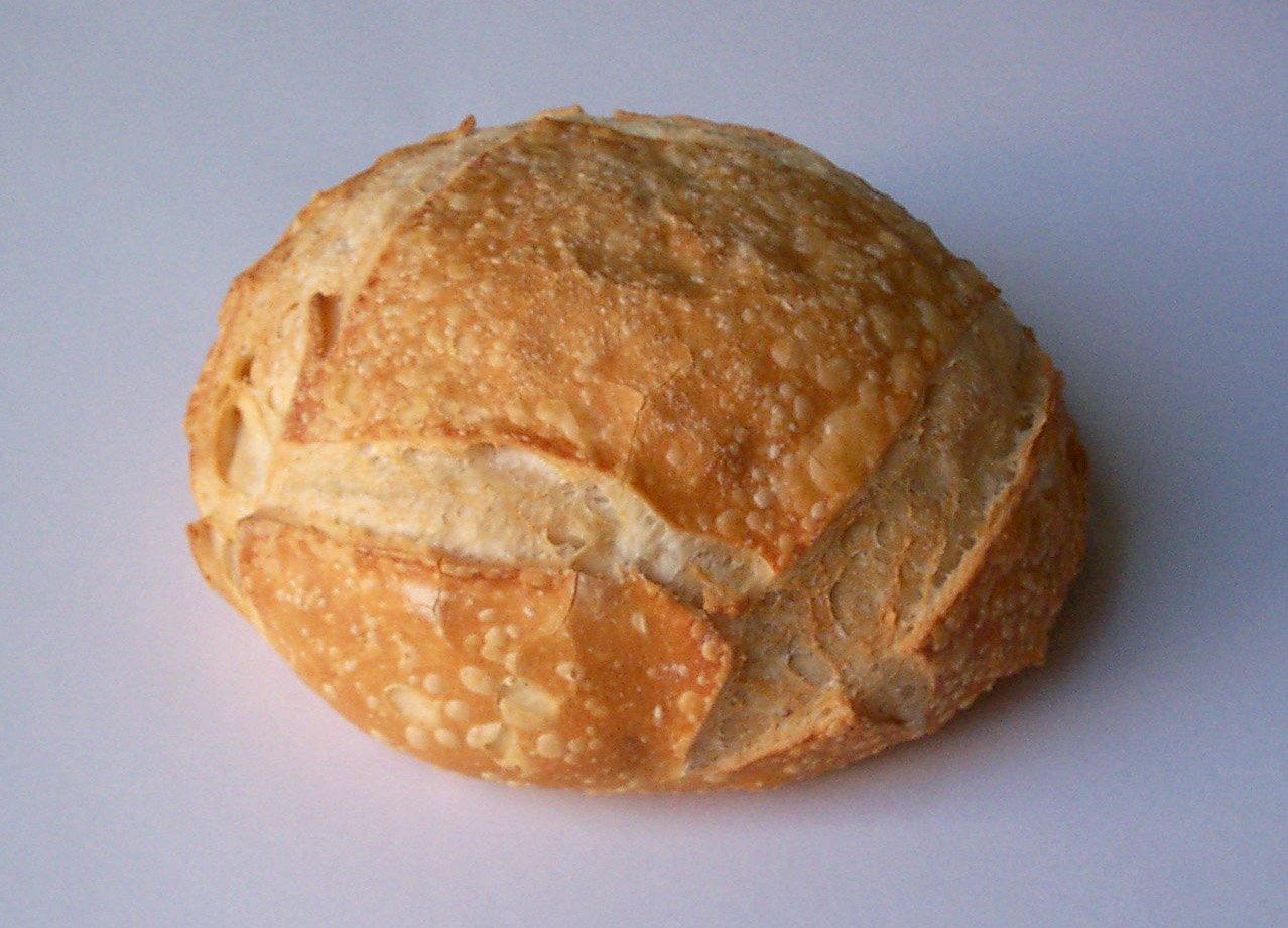 ¿Se puede hacer pan con levadura en polvo?
