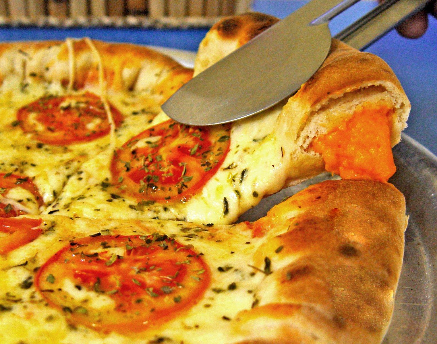 ¿La masa de pizza perfecta?