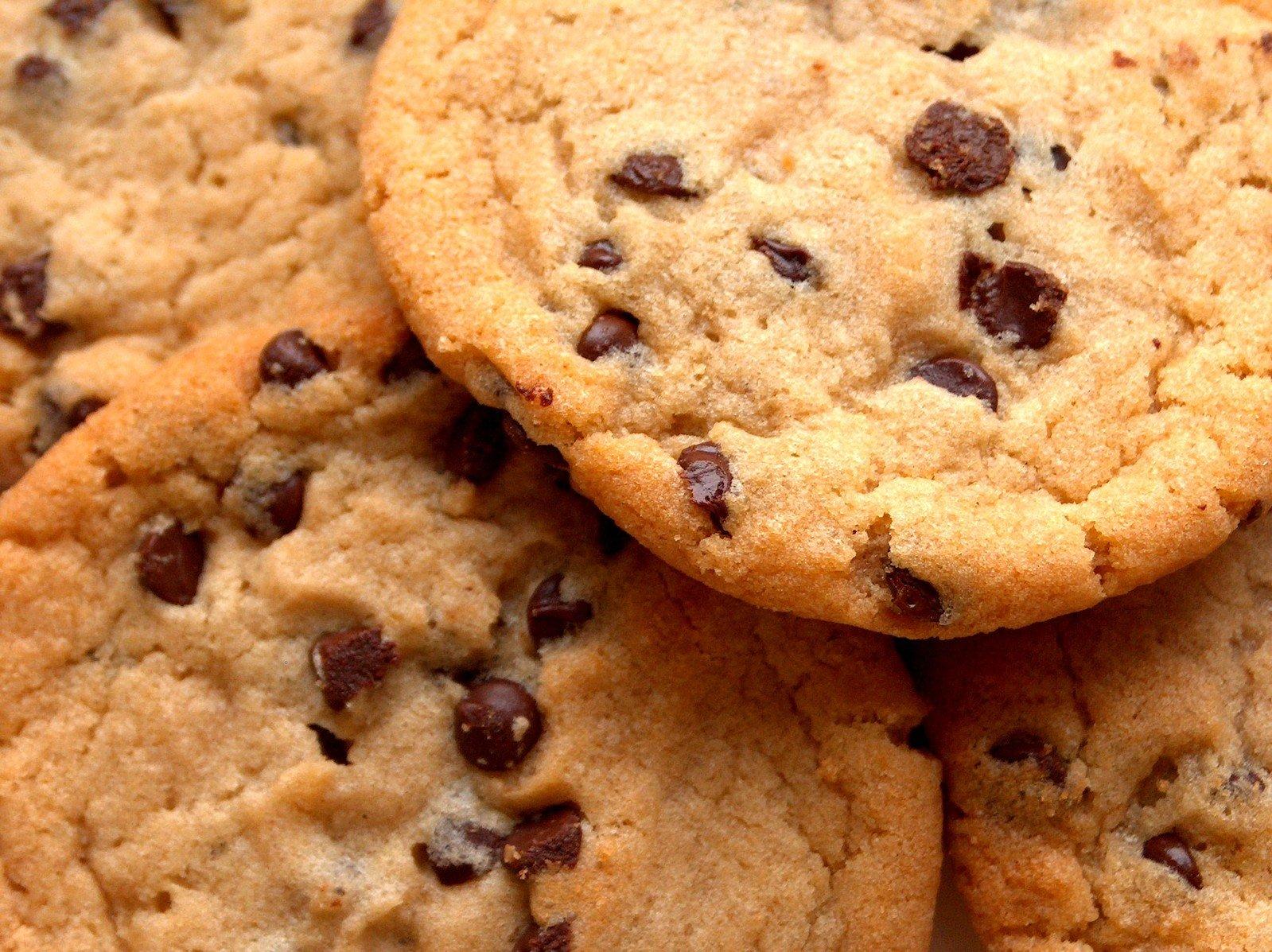 Mi receta de cookies con chocolate