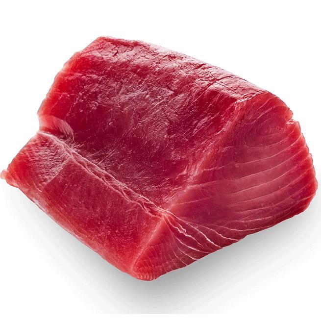 ¿Por qué el atún rojo es rojo?