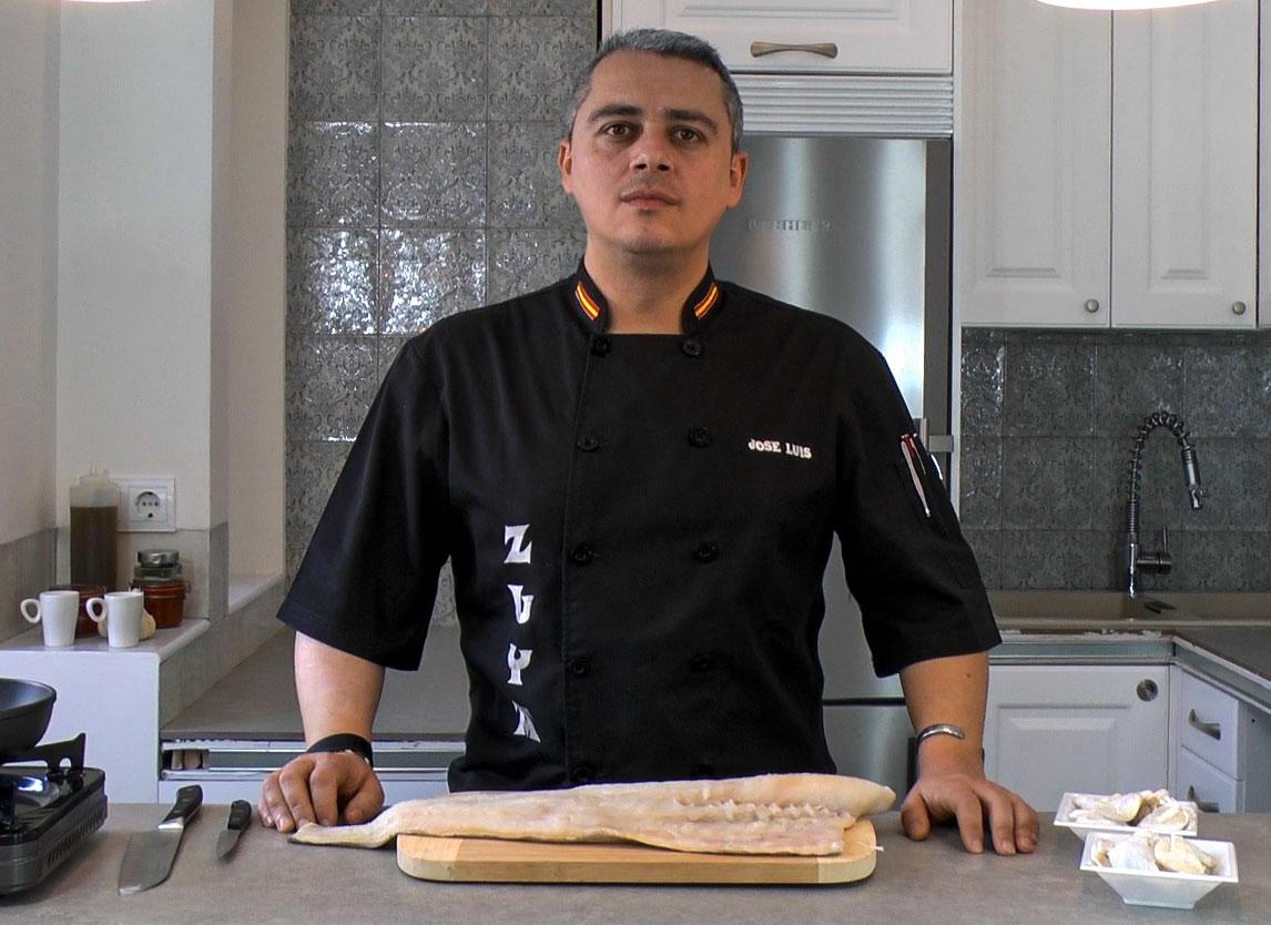 Jose Luis Zuya chef